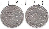 Изображение Монеты Турция 5 куруш 1910 Серебро XF