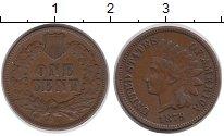 Изображение Монеты США 1 цент 1879 Медь VF
