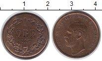 Изображение Монеты Швеция 1 эре 1864 Медь XF