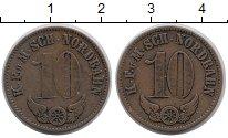 Изображение Монеты Австрия 10 крейцеров 0 Медь VF