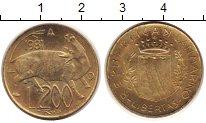 Изображение Монеты Сан-Марино 200 лир 1981 Латунь XF