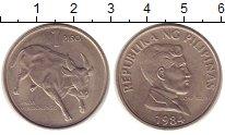 Изображение Монеты Филиппины 1 песо 1984 Медно-никель UNC