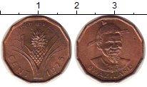 Изображение Монеты Свазиленд 1 цент 1975 Медь XF