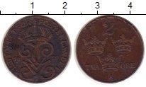 Изображение Монеты Швеция 2 эре 1920 Медь XF