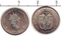 Изображение Монеты Панама 2 1/2 сентесимо 1973 Медно-никель UNC-