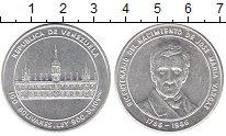 Изображение Монеты Венесуэла 100 боливар 1986 Серебро UNC-
