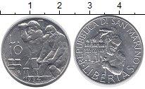 Изображение Монеты Сан-Марино Сан-Марино 1994 Алюминий UNC-