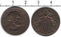 Изображение Монеты Ватикан 10 чентезимо 1940 Бронза XF+