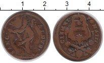 Изображение Монеты Ватикан 1 кватрино 0 Медь VF