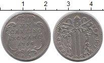 Изображение Монеты Ватикан 1 гроссо 1715 Серебро XF-