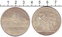 Изображение Монеты Швейцария 5 франков 1876 Серебро XF