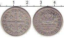 Изображение Монеты Португалия 80 рейс 0 Серебро XF-