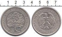 Изображение Монеты Германия 5 марок 1932 Серебро XF А
