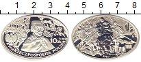 Изображение Монеты Польша 10 злотых 2010 Серебро Proof
