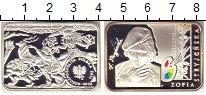 Изображение Монеты Польша 20 злотых 2011 Серебро Proof