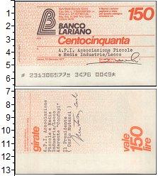 Изображение Банкноты Италия 150 лир 1977  XF