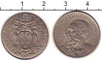 Изображение Монеты Ватикан 20 сентим 1936 Медно-никель XF