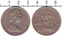 Изображение Монеты Новая Зеландия 50 центов 1978 Медно-никель XF