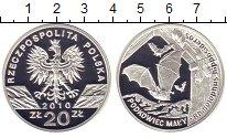 Изображение Монеты Польша 20 злотых 2010 Серебро Proof