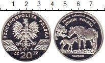 Изображение Монеты Польша 20 злотых 2014 Серебро Proof