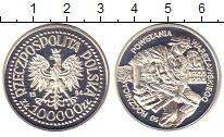 Изображение Мелочь Польша 100000 злотых 1994 Серебро Proof-
