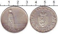Изображение Монеты Норвегия 2 кроны 1914 Серебро XF