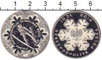 Изображение Монеты Польша 10 злотых 2014 Серебро Proof Польша  на  Олимпиад