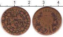Изображение Монеты Польша Речь Посполита 1 грош 1767 Медь VF-