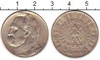 Изображение Монеты Польша 5 злотых 1936 Серебро XF