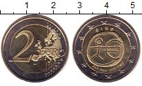 Изображение Монеты Ирландия 2 евро 2009 Биметалл UNC-