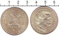 Изображение Монеты Франция 100 франков 1984 Серебро UNC-