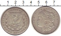 Изображение Монеты США 1 доллар 1921 Серебро XF-