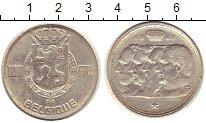 Изображение Монеты Бельгия 100 франков 1948 Серебро XF