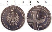 Изображение Монеты Германия 10 евро 2015 Медно-никель UNC 150  лет  Немецкому