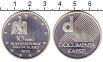 Изображение Монеты Германия 10 евро 2002 Серебро UNC