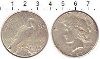 Изображение Монеты США 1 доллар 1923 Серебро XF-