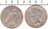 Изображение Монеты США 1 доллар 1925 Серебро XF