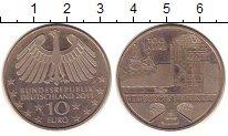 Изображение Монеты Германия 10 евро 2011 Медно-никель UNC