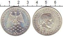 Изображение Монеты Германия 10 евро 2005 Серебро UNC G  Фридрих  Шиллер
