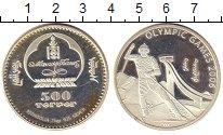 Изображение Монеты Монголия 500 тугриков 2006 Серебро Proof