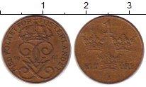 Изображение Монеты Швеция 1 эре 1941 Бронза XF