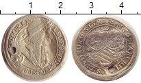 Изображение Монеты Австрия 3 крейцера 1697 Серебро F