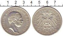 Изображение Монеты Германия Саксония 5 марок 1907 Серебро XF