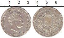 Изображение Монеты Германия Баден 1 талер 1829 Серебро XF