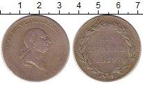 Изображение Монеты Гессен-Кассель 1 талер 1819 Серебро VF Вильгельм I