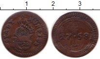 Изображение Монеты Мюнстер 1 пфенниг 1758 Медь VF
