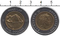 Изображение Монеты Австралия 5 долларов 2000 Биметалл UNC