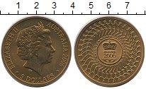 Изображение Монеты Австралия 5 долларов 2006 Латунь UNC