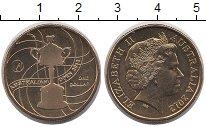 Изображение Монеты Австралия 1 доллар 2012 Латунь UNC