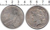 Изображение Монеты США 1 доллар 1923 Серебро XF